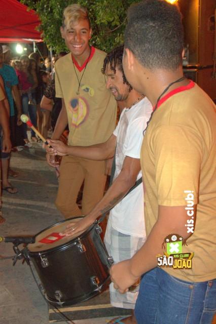 Ensaio aberto do Samba de Coco Trupé de Arcoverde