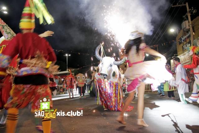Carnaval 2017: Domingo, desfile dos Bois e Ursos