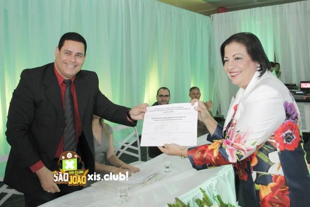 Diplomação dos eleitos em Arcoverde