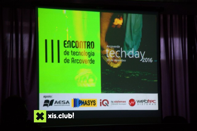 Arcoverde TechDay'16